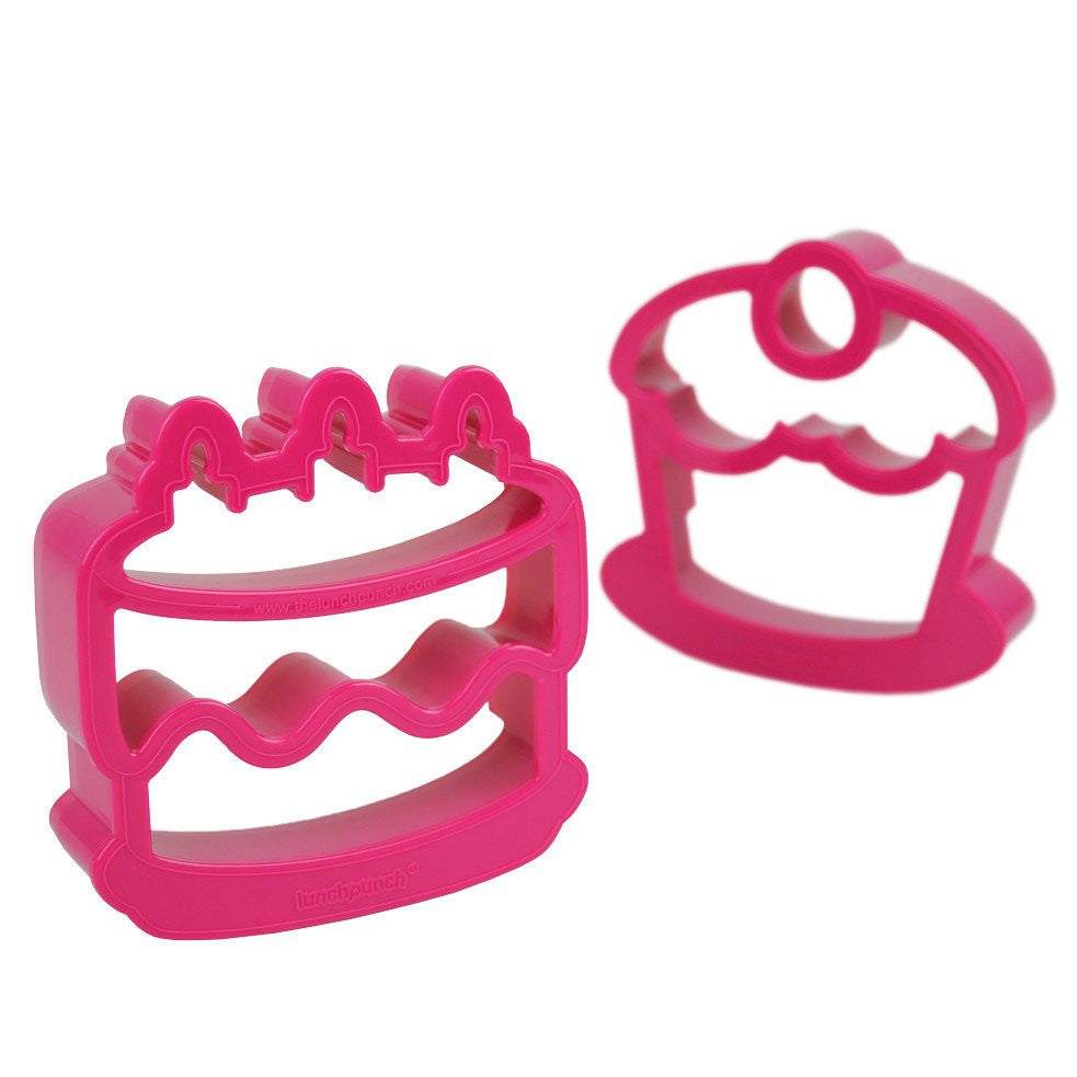 FINAL SALE Lunch Punch® Food Cutters