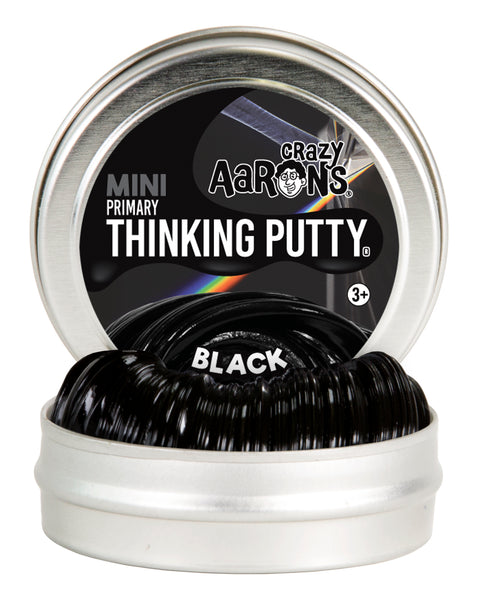 "Mini 2"" Black Thinking Putty"