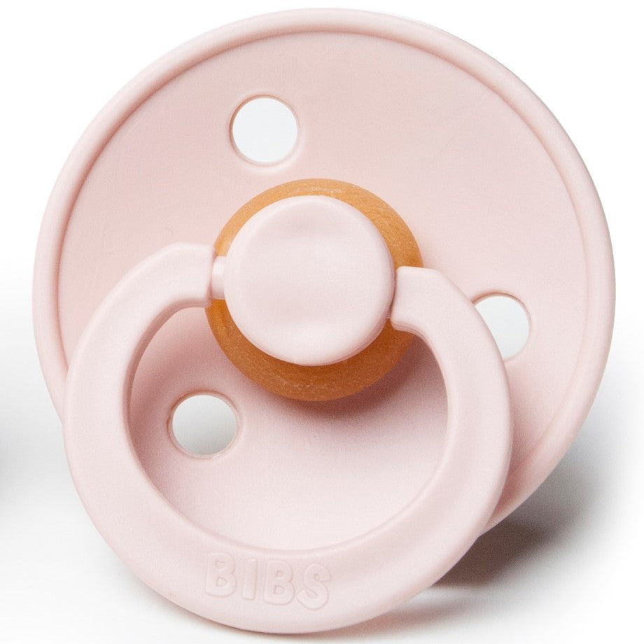 Natural Rubber Pacifier Blush