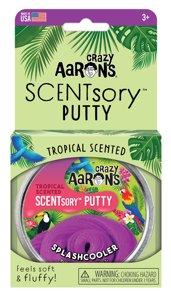 Crazy Aaron's SCENTsory™ Splashcooler Putty