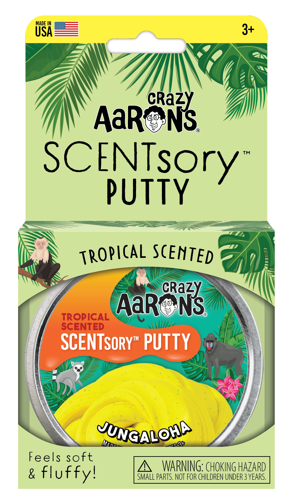 Crazy Aaron's SCENTsory™ Sunsational Putty
