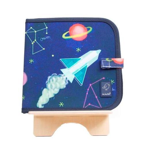 Constellations Color It & Go Erasable Book