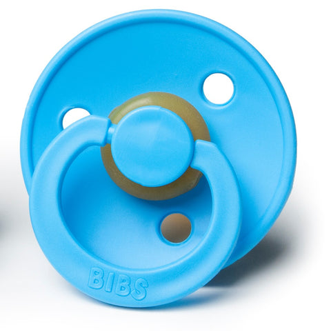 Natural Rubber Pacifier Clear Water