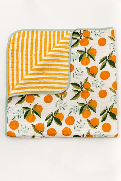 Clementine Reversible Quilt