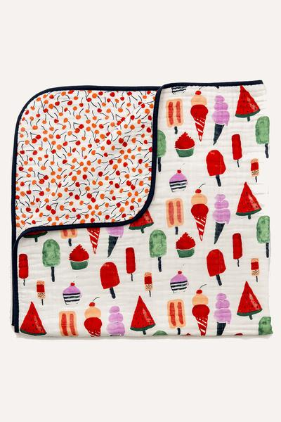 Ice Cream Reversible Quilt