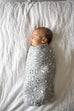 Champ Knit Swaddle Blanket