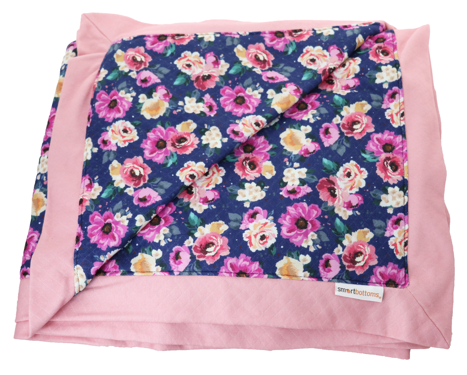 Petit Bouquet Cuddle Blanket