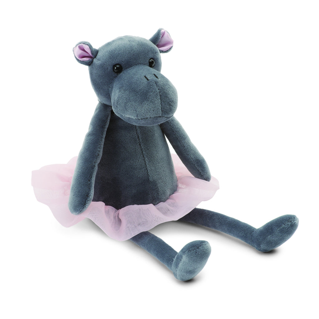 Dancing Darcey Hippo Small