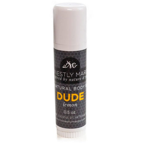 DUDE Lemon Body Balm