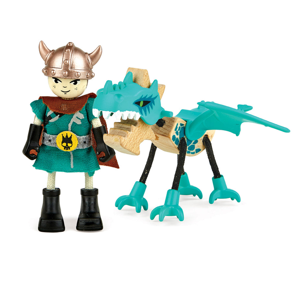 DRAGON TAMER PLAY FIGURES