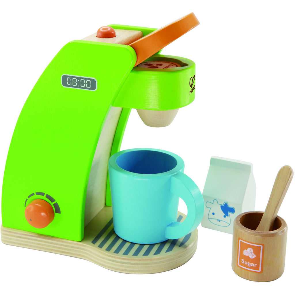 Hape Coffee Maker - Lil Tulips