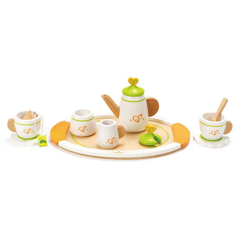 Hape Tea Set for Two - Lil Tulips