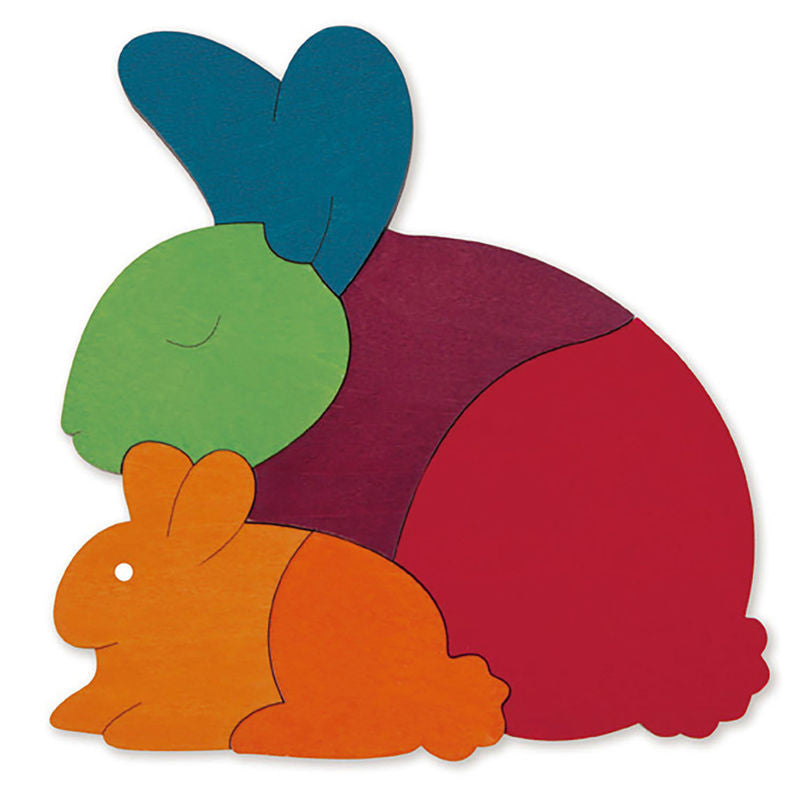 Hape Rainbow Rabbit