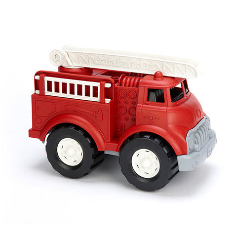 Green Toys Fire Truck - Lil Tulips - 1