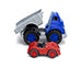 Green Toys Flatbed and Race Car