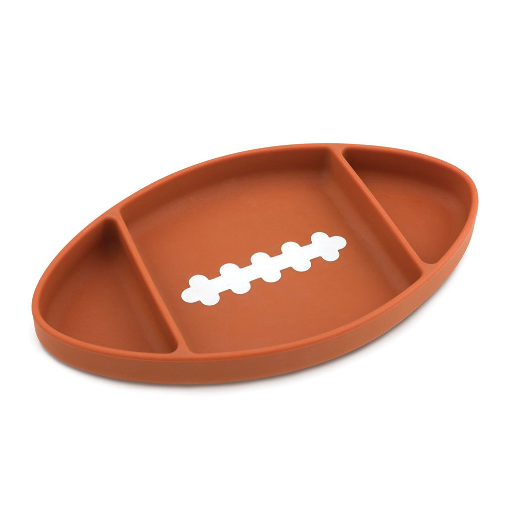 Football Silicone Grip Dish
