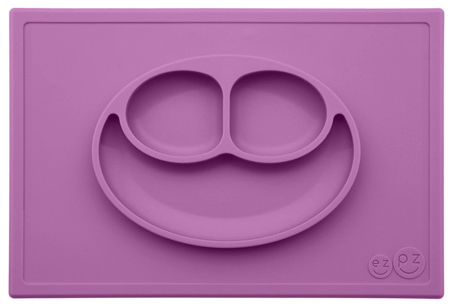 ezPZ Silicone Happy Mat