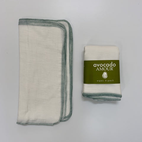 SECONDS Light Sage WIPES 6 Pack