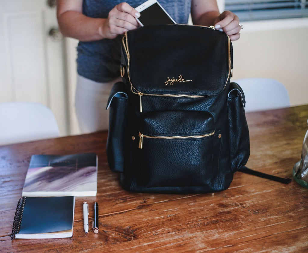 Ever Collection Forever Backpack Noir