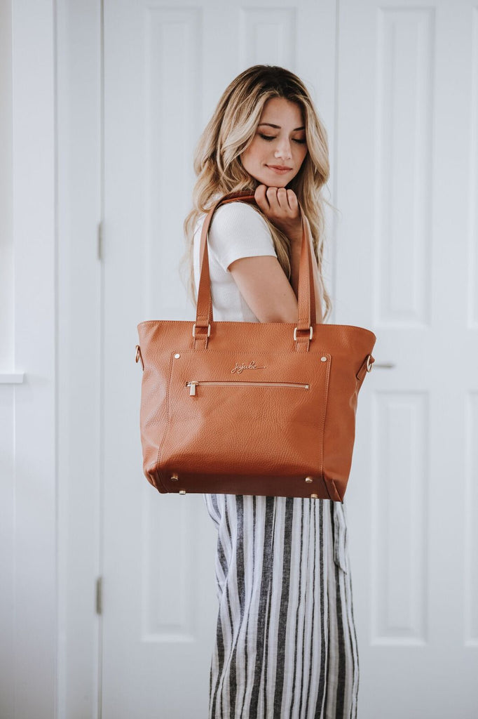 Ever Collection Everyday Tote Brulee