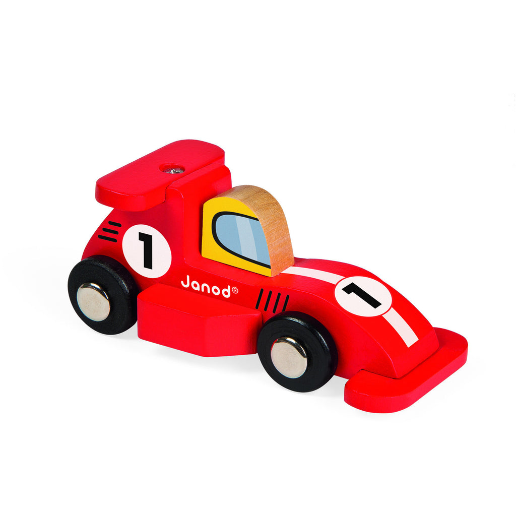 Formula 1 Racing Car - Lil Tulips