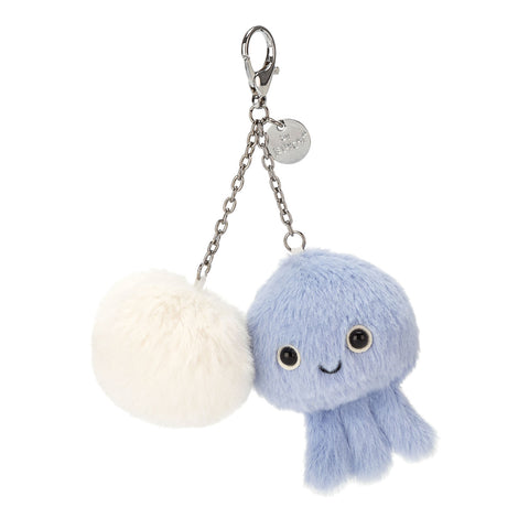 Kutie Pops Jellyfish Bag Charm