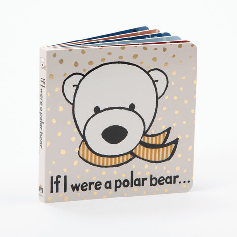 **NEW 2019 If I Were A Polar Bear Board Book