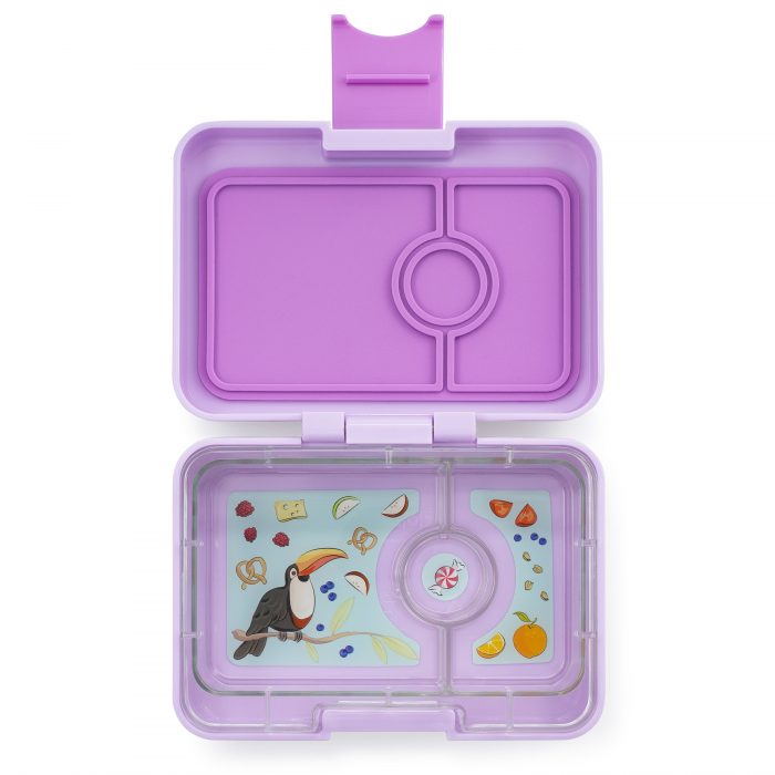Lila Purple Snack Yumbox
