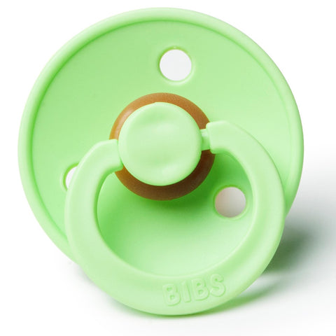 Natural Rubber Pacifier Lime