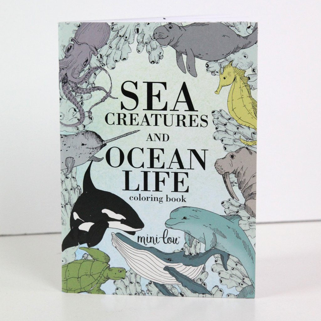Sea Creatures and Ocean Life
