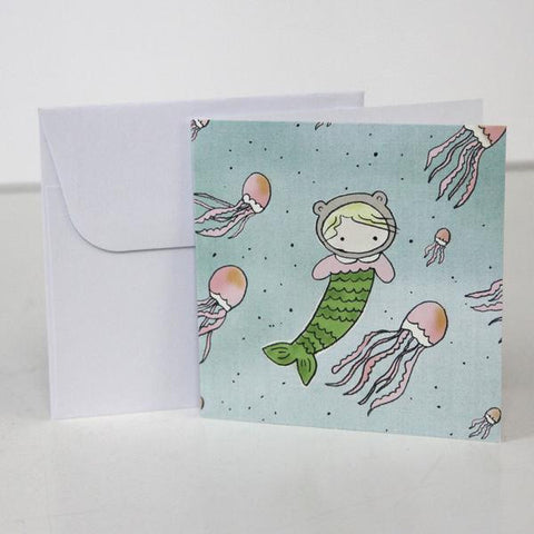 Little Mermaid Gift Card