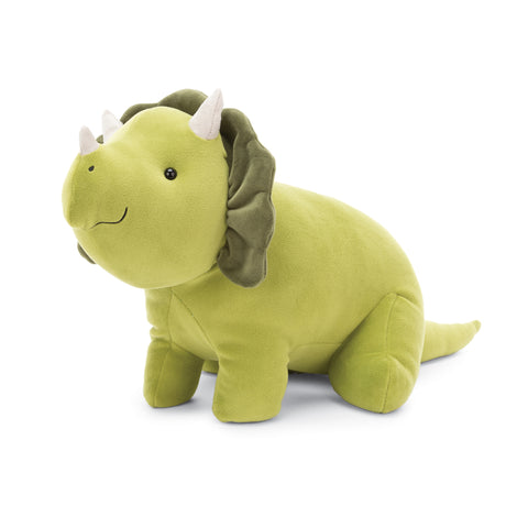 Mellow Mallow Triceratops Large