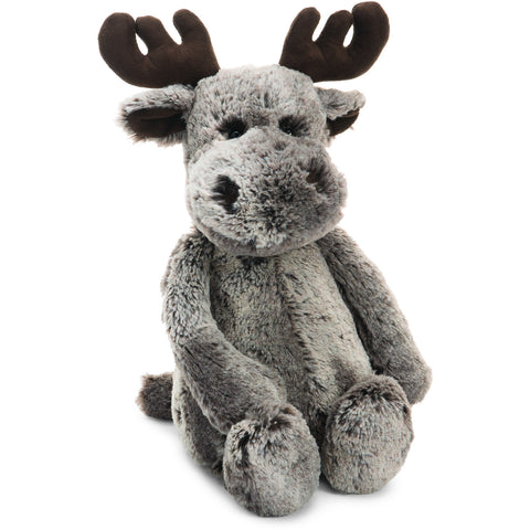 JellyCat Marty Moose Medium - Lil Tulips