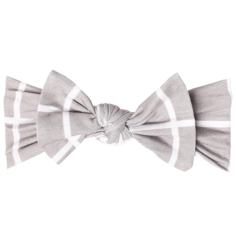Midway Knit Headband Bow