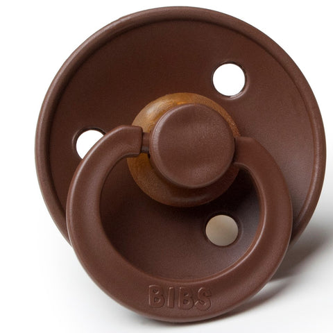 Natural Rubber Pacifier Mocha