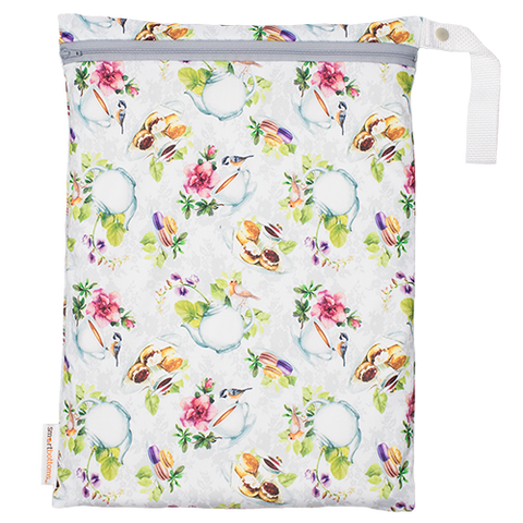 Tea Party On The Go Wet Bag