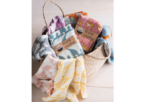 Bundle of Burpies Burp Cloths