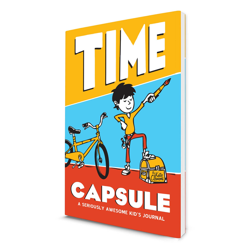 Time Capsule Kids Journal