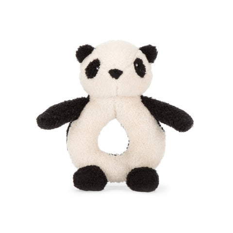 Pippet Panda Ring Rattle