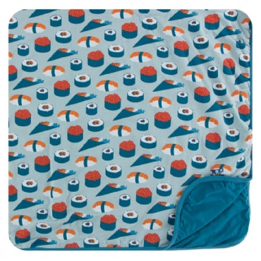 Jade Sushi Toddler Blanket