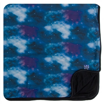 Print Toddler Blanket Wine Grapes Galaxy