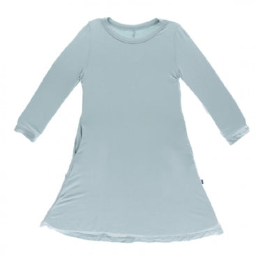 Jade Long Sleeve Tee Shirt Dress