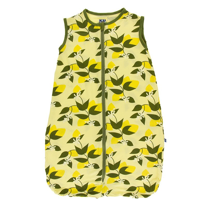 Lime Blossom Lemon Tree Lightweight Sleep Bag