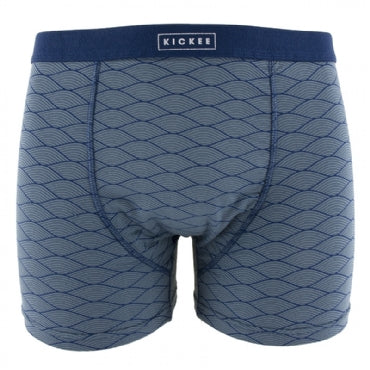 Dusty Sky Tides Men's Boxer Brief
