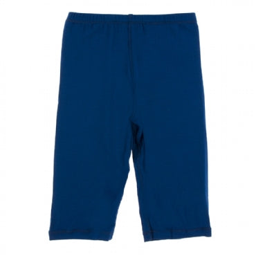 Navy Solid Pant