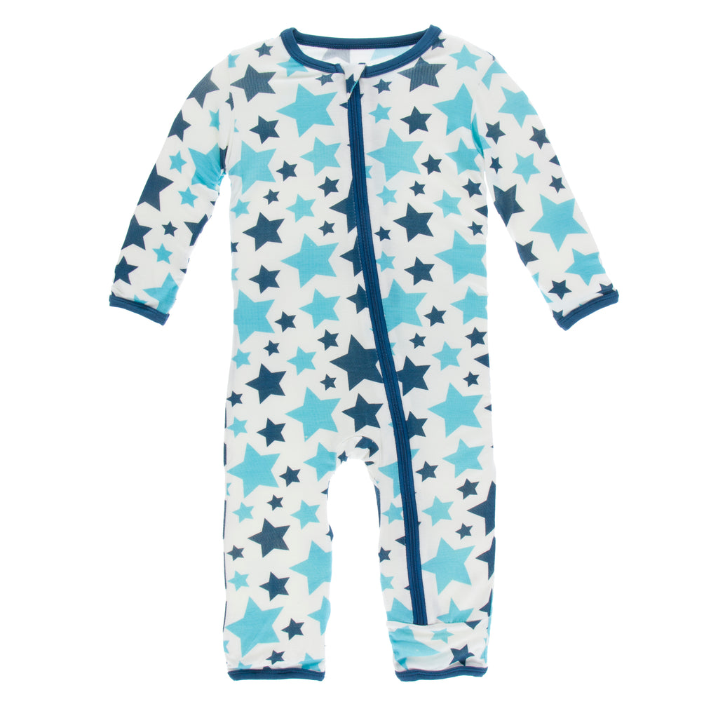 Confetti Star Coverall ZIPPER