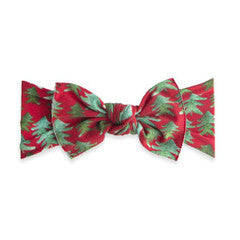 HOLIDAY PINE PRINTED KNOT