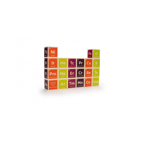 Periodic Table Blocks - Lil Tulips - 1