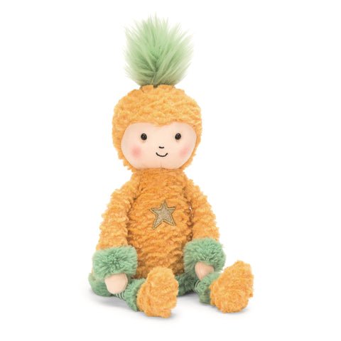 Perkies Pineapple Princess Doll