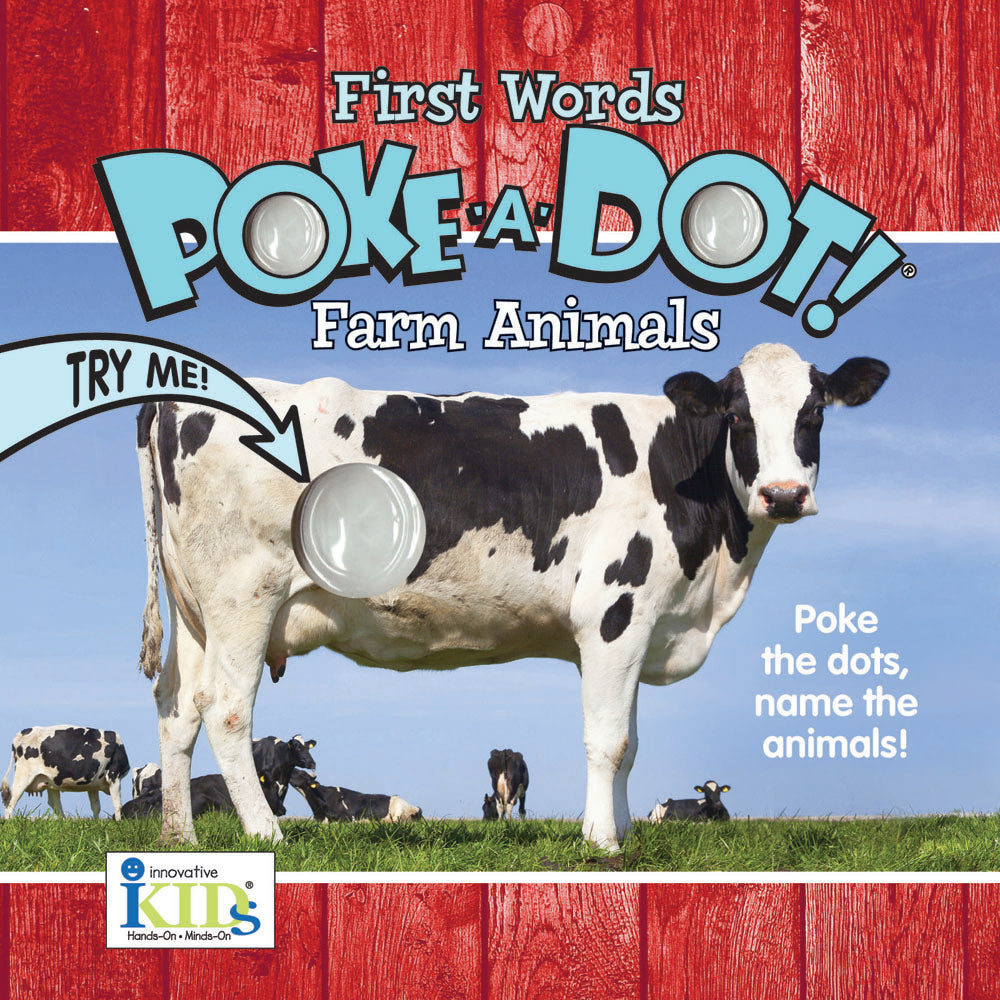 First Words Farm Animals